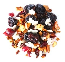 Herbata owocowa o smaku cytrusowa żurawina 240g