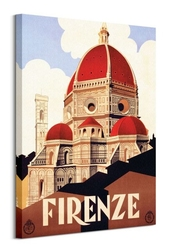 Firenze - obraz na płótnie
