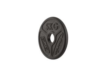 Obciążenie olimpijskie żeliwne 5kg mw-o5-oli - marbo sport - 5 kg