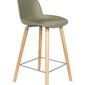 Zuiver :: stołek barowy niski albert kuip zielony