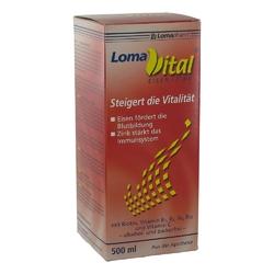 Lomavital żelazo + cynk w płynie