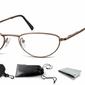 Okulary oprawki zerówki na korekcję wąskie szybkie sunoptic 783c