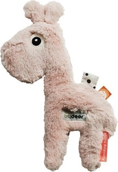 Przytulanka z wypełnieniem z groszku done by deer żyrafa mała