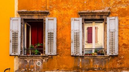 Włochy, trydent - plakat premium wymiar do wyboru: 91,5x61 cm