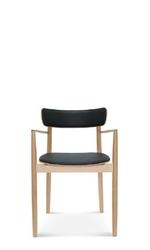 Fameg :: fotel nopp czarny