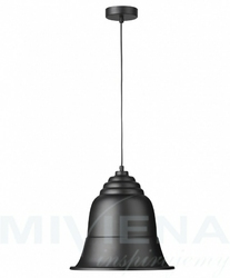Pendants lampa wisząca 1 czarny