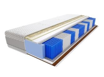 Materac kieszeniowy hinti multipocket 60x160 cm średnio  twardy visco memory