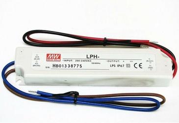 Zasilacz lph-18 - 1.5a -12v - ip67 sy