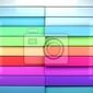 Fototapeta fondo abstracto de baldosas de colores