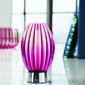 Tentacle lampa stołowa 1 szkło akryl fiolet 18,5
