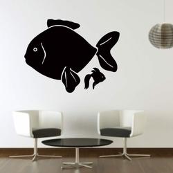 naklejka tablicowa 013 rybki