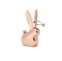 Wieszak na biżuterię anigram królik