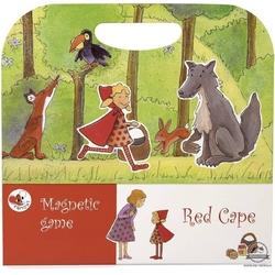 Czerwony kapturek tablica magnetyczna + magnesy