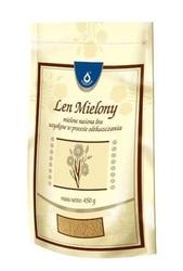 Lenvitol len mielony nasiona lnu 450g
