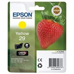 Tusz oryginalny epson t2984 c13t29844010 żółty - darmowa dostawa w 24h