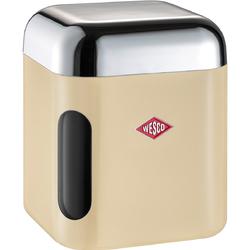 Pojemnik kuchenny z okienkiem beżowy Canister Wesco 321202-23
