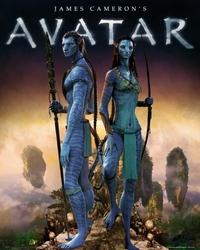 Avatar Para - plakat