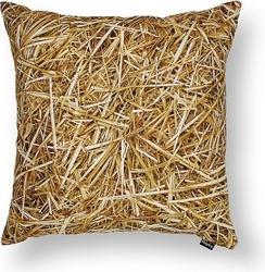 Poszewka na poduszkę hayka słoma 70 x 80 cm