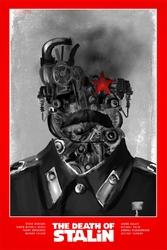 The death of stalin - plakat premium wymiar do wyboru: 30x40 cm