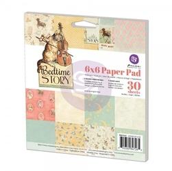 Papier ozdobny 15,2x15,2 cm - Bedtime story - BEST