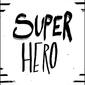 Super bohater - plakat wymiar do wyboru: 20x30 cm