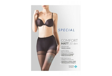 Comfort 20 MATT Gabriella z mikrokapsułkami kolagenu