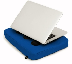 Poduszka pod laptopa Surfpillow Hitech niebieska