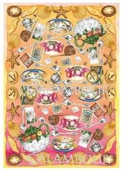 Papier ryżowy Calambour 33x48 cm kuchnia