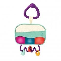 B.toys radio dla niemowląt - muzyka i światło