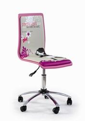 Fotel dziecięcy fun-1 różowy