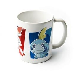 Pokemon galar starters - kubek