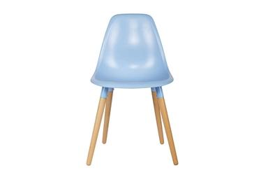 Woood zestaw krzeseł roef niebieskich 2 szt 375811-p