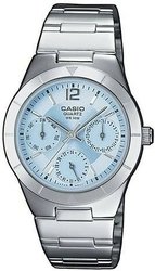 Casio standard analogue ltp-2069d-2av
