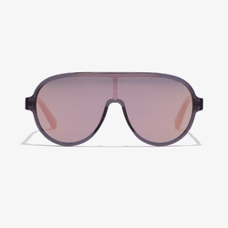 Okulary hawkers grey rose gold hyleg - hyleg