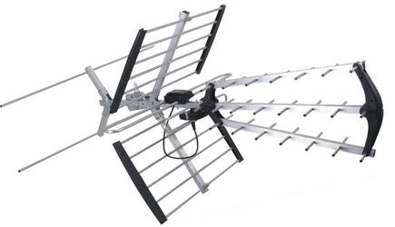Antena dvb-t olympia vhf uhf jak ax 1000 polaryzacja hv - szybka dostawa lub możliwość odbioru w 39 miastach