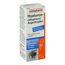 Hyaluron ratiopharm krople do oczu