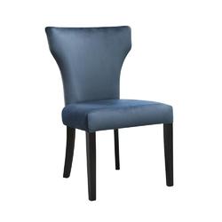Nowoczesne krzesło tapicerowane queen