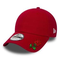 Czapka z daszkiem bejsbolowa new era 9forty flag collection custom rose - 11179830 - rose