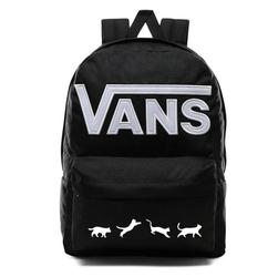Plecak vans old skool iii - vn0a3i6ry28 - custom cats