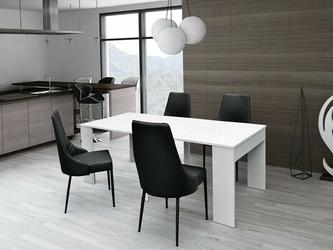 Krzesło kuchenne bolzano czarne