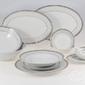 Serwis obiadowy bez wazy dla 12 os.44 części - e685 yvonne