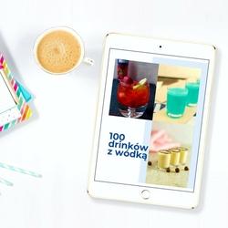 e-book 100 drinków z wódką