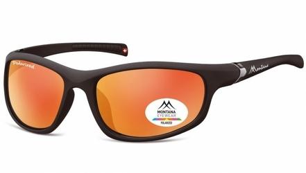 Okulary dla kierowców do jazdy z polaryzacją lustrzane montana sp310b