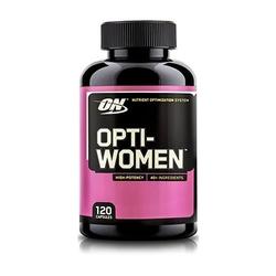 Optimum nutrition opti women - 120caps
