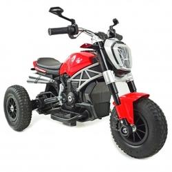 Najnowszy  wielki motor , pompowane koła, panel, dźwięki, skóra, strong21600