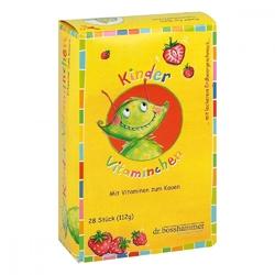 Kinder vitaminchen cukierki witaminowe dla dzieci