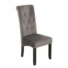 Krzesło valti glamour welur