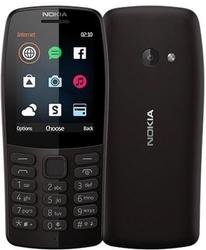 Nokia telefon 210 dual sim czarny
