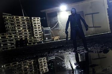Batman - joker ver4 - plakat wymiar do wyboru: 40x30 cm