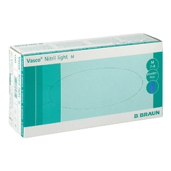 Vasco nitril light untersuchungshandschuhe m